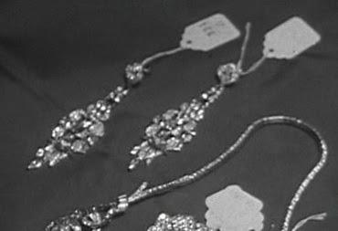 biżuteria ślubna - kolczyki